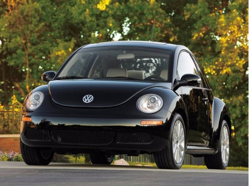 sucata retirar peças vw new beetle - airbag/cambio/lataria