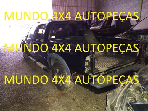 sucata s10  2.4 flex rodeio  2011 com motor e cambio e peças
