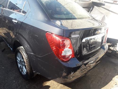 sucata sonic 1.6 16v aut flex 2013/2014 - retirada de peças