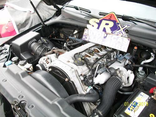 sucata sorento 2.5 16v diesel aut 4x4 170cv 2007 peças motor