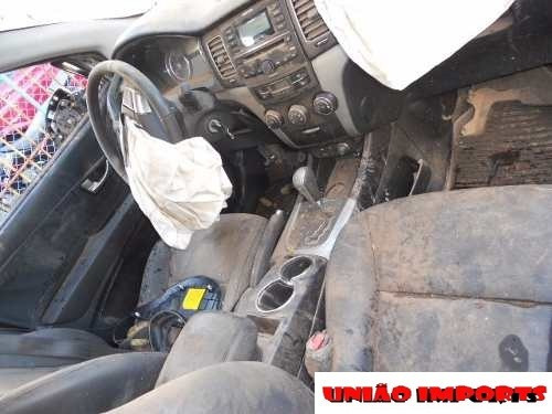 sucata ssang yong korando 2.0 2011 turbo diesel motor porta