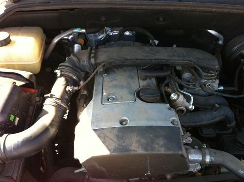 sucata ssangyong actyon 2.3 16v gasolina 2010 pecas motor
