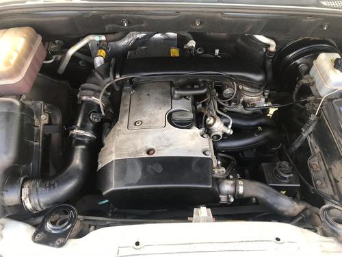 sucata ssangyong actyon 2.3 2010 gasolina - rs auto peças