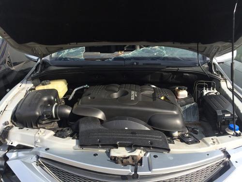sucata ssangyong actyon sport diesel 2011  peças