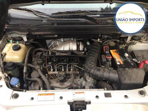(sucata) ssangyong korando 2.0 4x4 diesel 2012