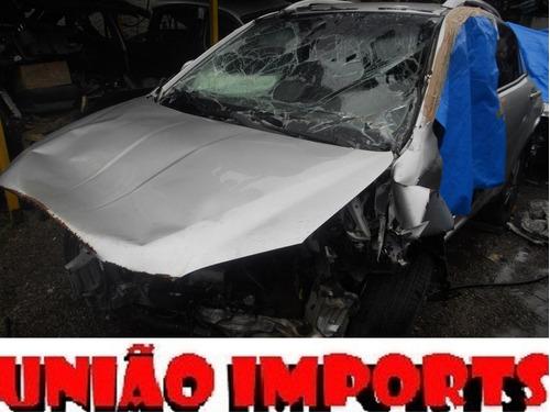 sucata ssangyong korando 2012 2.0 diesel retirada de peças