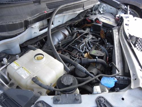 sucata ssangyong korando diesel 2012