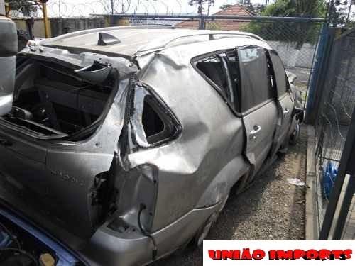 sucata ssangyong rexton 2.7 diesel aut 11 motor cambio