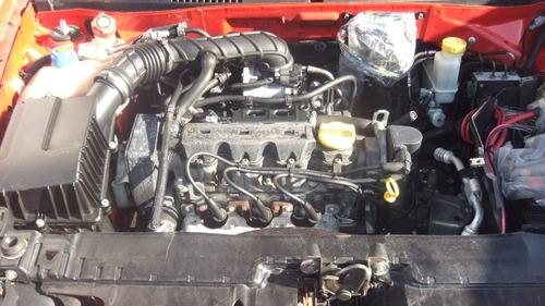 sucata stilo 1.8 sporting flex motor, cambio , acabamentos,