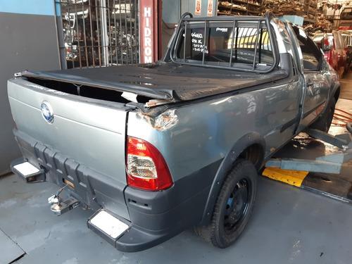 sucata strada 1.4 fire flex 2008 para retirar peças motor
