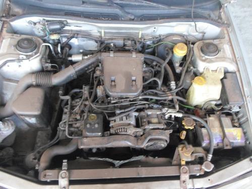 sucata subaru lagacy 1993 motor lataria cambio