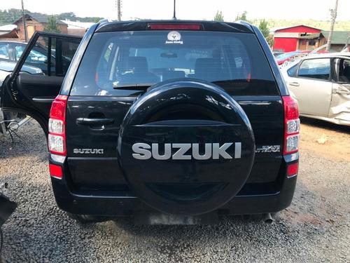 sucata suzuki gvitara 2010 4x4 gasolina - rs  auto peças