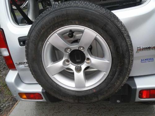 sucata suzuki jimny 2012 gasolina- rs auto peças farroupilha