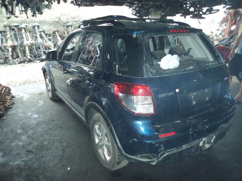 sucata suzuki sx4 2012 4x4