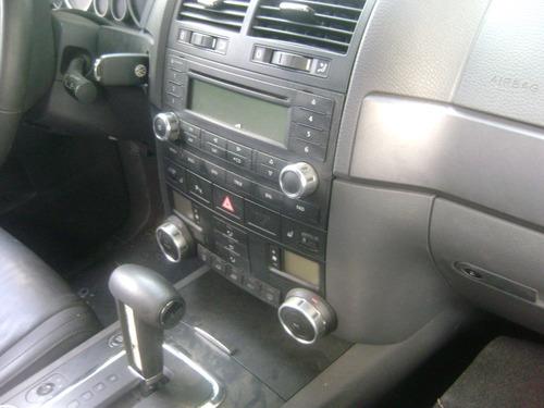 sucata touareg v6 3.6 24v 2010 com motor e cambio e peças