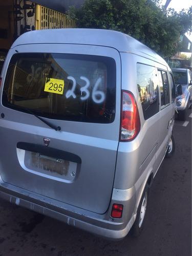 sucata towner hafei minivan  2011/2012   somente pecas