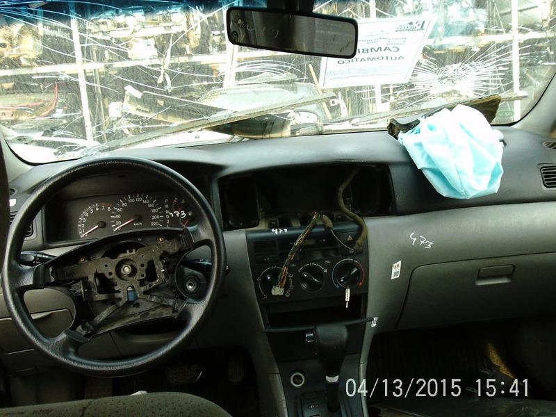 sucata toyota corola 1.8 2006/07 somente para retirar peças