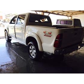 Sucata Toyota Hilux 3.0 Diesel 4x4 2015