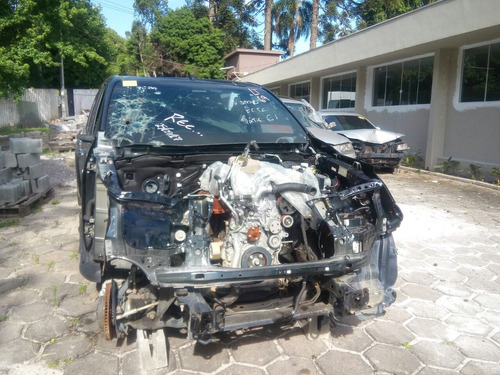 sucata toyota hilux srx 2.7 2017 4x4 diesel retirada peças