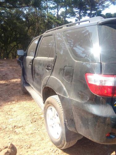 sucata toyota hilux sw4 2011 3.0 diesel 4x4 retirada de peça