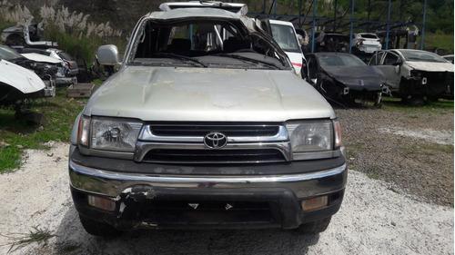 sucata toyota hilux sw4 3.0 diesel 2002 rs caí peças