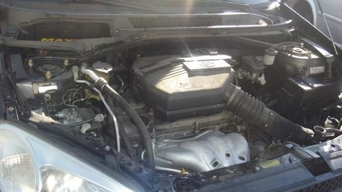 sucata toyota rav 4 2.0 16v gas. 4x4 motor cambio lataria