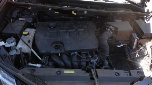 sucata toyota rav 4 4x4 2013 motor / caixa / lataria