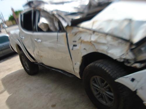 sucata triton 3.2 aut/ l200  2014 p/ retirar peças