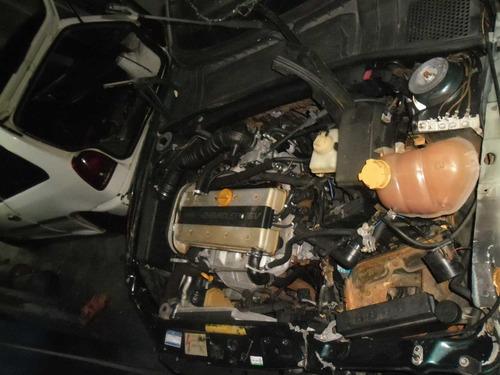 sucata vectra cd 2.0 16v 98 pra tirar peças motor cambio lat