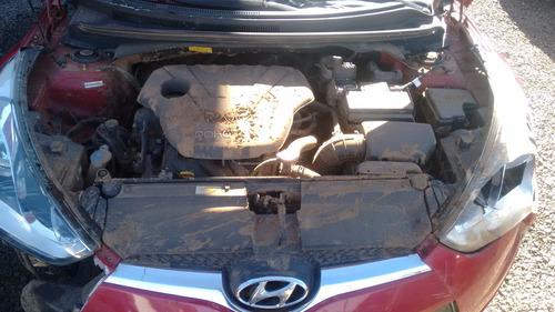 sucata veloster 2012 gasolina - rs peças