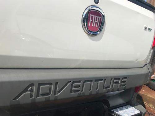 sucata venda de peças strada adventure gabine dupla 1.8 16v