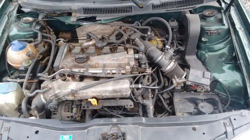sucata volkswagem golf gti 2.0 turbo 2000 gasoli. - rs peças