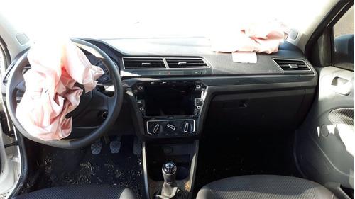 sucata volkswagem saveiro 2017 1.6 flex - rs auto peças