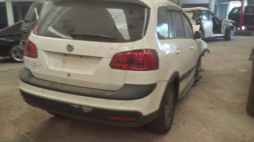 sucata volkswagem spacecross 2012 import multipeças