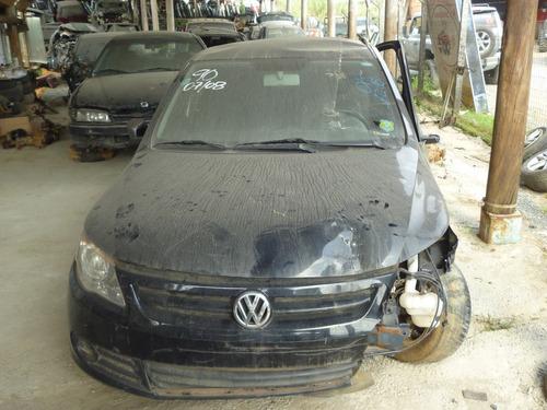 sucata volkswagem voyage 1.0 8v flex 2011 vendo as peças !!