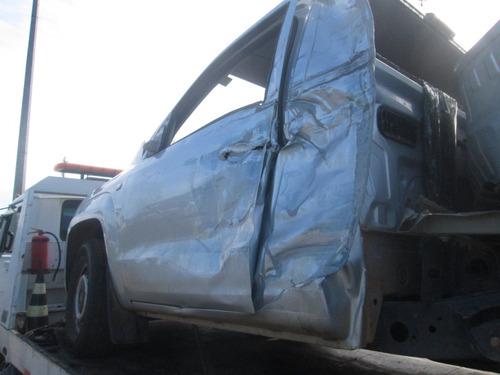 sucata volkswagen amarok 2014 para retirada de peças