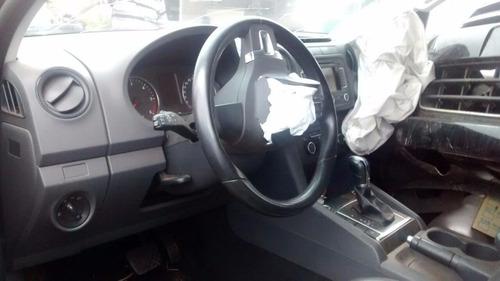 sucata volkswagen amarok automática 2013 (somente peças)
