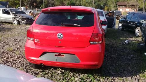 sucata volkswagen gol rock in rio 2016 flex - rs auto peças