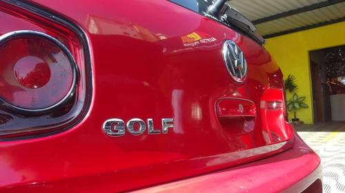sucata volkswagen golf 1.6 8v sportline 2008/2009