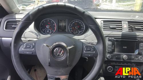 sucata volkswagen jetta 2.0 tsi 2012 automático