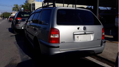 sucata volkswagen parati 1.0 16v 2002 gasolina