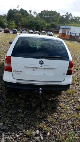 sucata volkswagen parati 1.6 flex 2008 rs caí peças