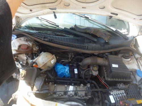 sucata volkswagen voyage 1.6 city motor, cambio e peças