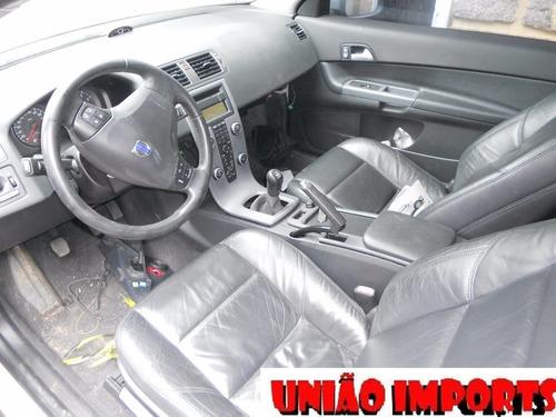 sucata volvo c30 2.0 2008 manual motor portas cambio modulos