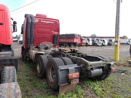 sucata volvo fh540 6x4 2013 somente para retirada de peças