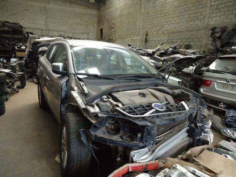 sucata volvo xc60 t6 3.0 turbo 2010 - para retirada de peças