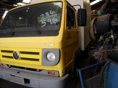 sucata vw 8.150e delivery