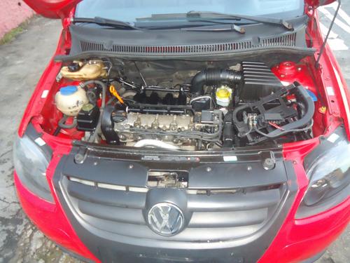 sucata vw fox 1.6 motor c nota garantia mecanica cambio polo