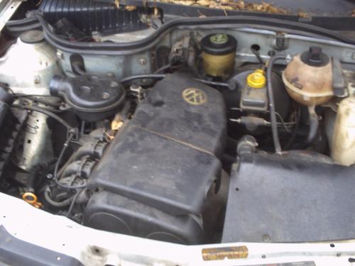 sucata vw gol g3 motor 1.0 16v cambio direção hidráulica etc