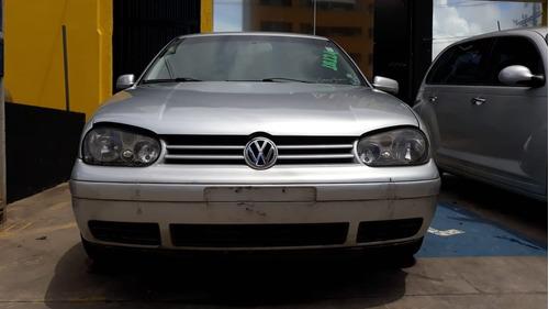 sucata vw golf 2.0 2005 aut. - peças e acessórios